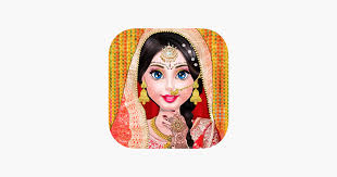 indian wedding makeover game on the