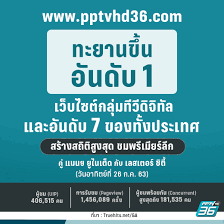 PPTV HD 36 - ยืนหนึ่ง‼️ www.pptvhd36.com...