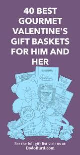 gourmet valentine s gift baskets