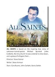 All Saints up movie free online