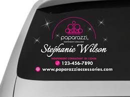 Paparazzi Car Decal Personalized Digital File 12x18 Inches Etsy Paparazzi Jewelry Images Paparazzi Jewelry Displays Paparazzi Consultant