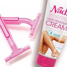 hair removal wars depilatory cream vs