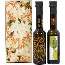 olive oil gift set orange infused