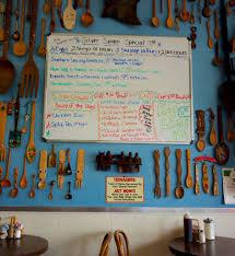 Wooden Spoon Restaurant in Marathon ...