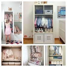 cómo organizar la ropa del bebé ideas