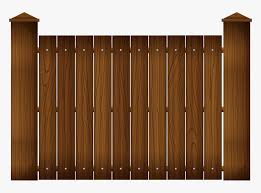 Wooden Fence Clipart Picture M 1429546993 Garden Fence With Transparent Background Hd Png Download Kindpng