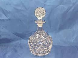 royal doulton crystal cut glass