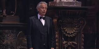 Andrea Bocelli's sublime Easter concert
