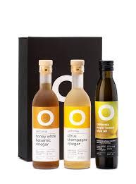 o bee well oil vinegar trio o olive oil