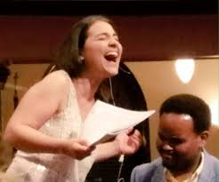 """Justice Choir on Twitter: """"Abbie Betinis leads her new song ..."""