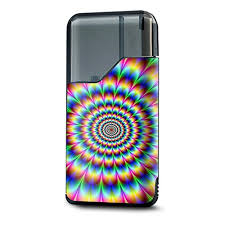 Skin Decal Vinyl Wrap For Suorin Air Kit Vape Skins Stickers Cover Trippy Hologram Dizzy Buy Online In Chile Missing Category Value Products In Chile See Prices Reviews And Free