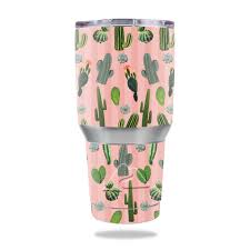 Skin For Ozark Trail 30 Oz Tumbler Cactus Garden Protective Durable And Unique Vinyl Decal Wrap Cover Easy To Apply Remove And Change Styles Walmart Com Walmart Com
