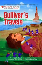oswaal cbse gulliver s travels