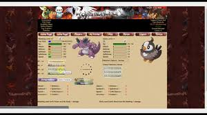 Part 1 Free To Play Fanmade Online Browser Based MMORPG Pokemon ...