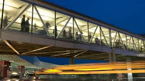 traveling between bwi airport and