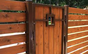 What S The Best Type Of Wooden Fence For You Northwest Fence Iron