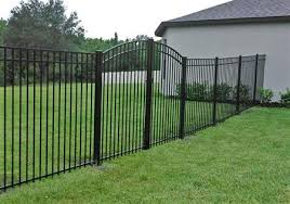 Avalon Aluminum Fence Danielle Fence Outdoor Living