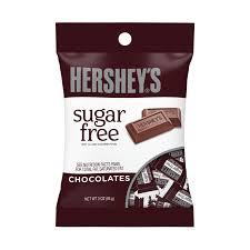 sugar free milk chocolate bar