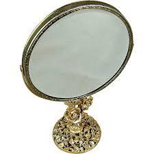 vine matson ormolu vanity mirror 2