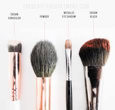 alternative makeup brush cleaner