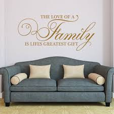 Shop Style And Apply Family Themed Vinyl Wall Decal Overstock 12070935