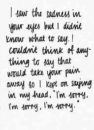 saying sorry to my best friend