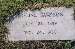 Adeline Sampson (1899 - 1920) - Genealogy