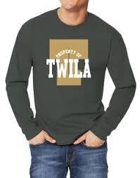 Property Of Twila Long-sleeve Raglan T-Shirt