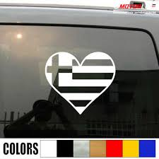 Auto Parts Accessories Love Heart South Korea Flag Decal Sticker Car Vinyl Korean Pride No Bkgrd Auto Parts And Vehicles Car Truck Decals Stickers