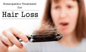 homeopathic cine for hair loss