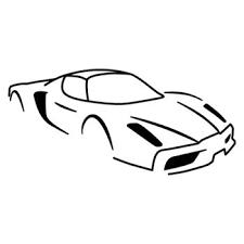 Car Car Stickers By Brands Ferrari Decals