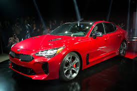 Kia Stinger Sports Sedan Starts at $32,800 | News | Cars.com