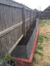 Garden Year 3 Dog Proof Garden Fence Backyard Fences Backyard Landscaping Cheap Backyard