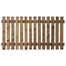 Handmade Rustic Garden Wooden Fence Panel Panels Strong Weatherproof Reclaimed Wood Amazon Co Uk Handmade