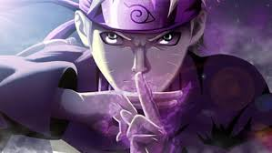 purple naruto uzumaki live wallpaper 9
