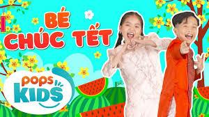 Mầm Chồi Lá Tập 156 - Bé Chúc Tết - Nhạc Thiếu Nhi Sôi Động ...