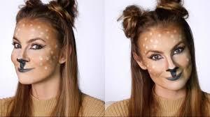 deer makeup tutorial easy