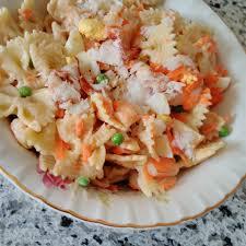 Kahala's Macaroni Seafood Salad Recipe ...