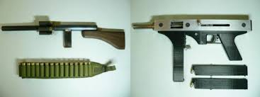 homemade firearms used in halle