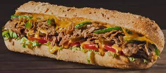 chipotle cheesesteak sandwich