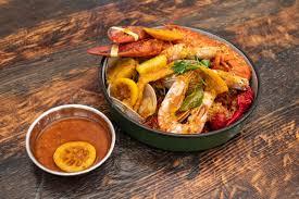 Viet-Cajun Butter Sauce for Seafood ...