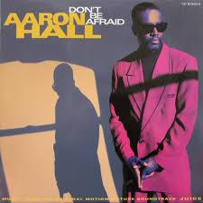AARON HALL / DON'T BE AFRAID MCA 12inch Vinyl record 中古レコード通販