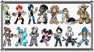 Pokémon Black and White   Battle! Vs. Gym Leader (8 Bit) - YouTube