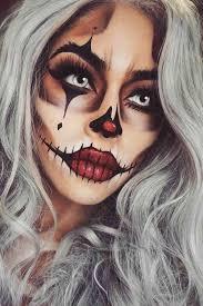 creepy clown makeup woman saubhaya makeup