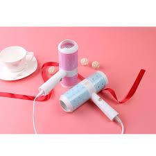 Máy sấy tóc mini tạo kiểu chuyên dụng loại tốt công suất lớn 1000w, có hai