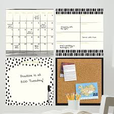 Wallpops Luxe Organizer Kit Whiteboard Wall Decal Reviews Wayfair