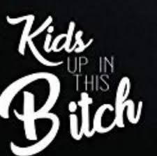Handmade Other 5 Kids Up In This Car Decal Poshmark