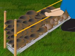 How To Build A Stone Fence 8 Steps With Pictures Wikihow