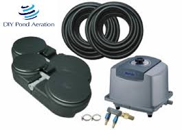 diy pond aeration s