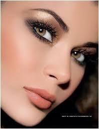 makeup tips for hazel eyes brown hair
